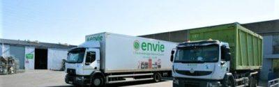 ENVIE Rhône-Alpes En 2019, Rétrospective Des Activités De Nos Entreprises Solidaires