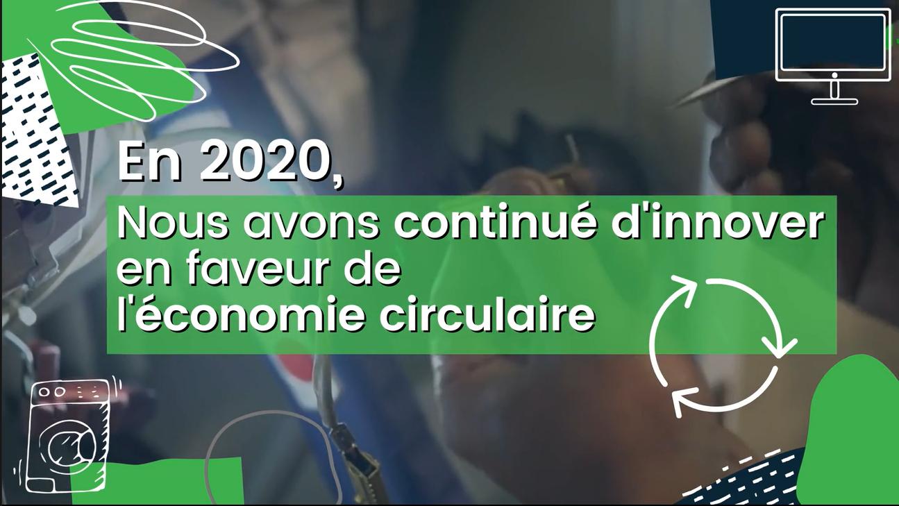 [En Images] – Rétrospectives 2020 De Nos Entreprises Solidaires Dans La Loire Et Le Rhône